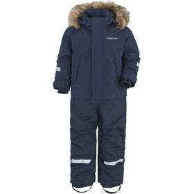 DIDRIKSONS Tirian 2 Coverall Kids navy